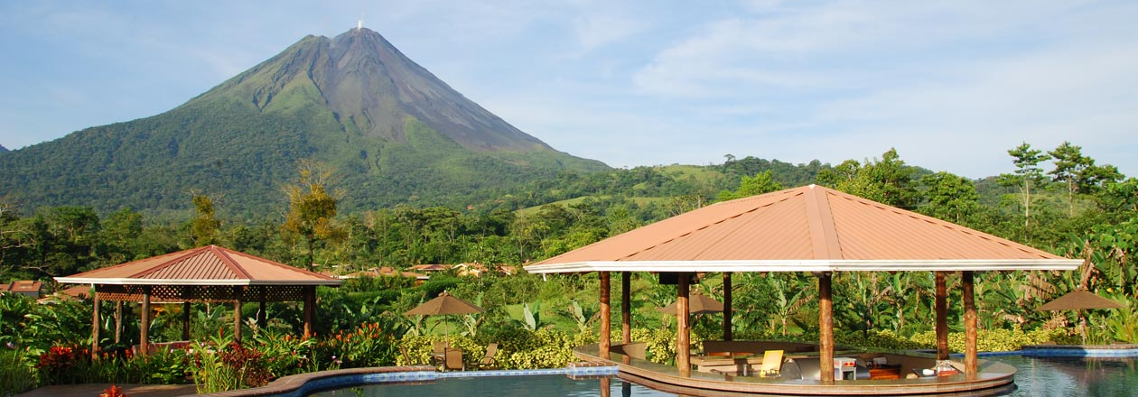 Arenal Volcano Hotels