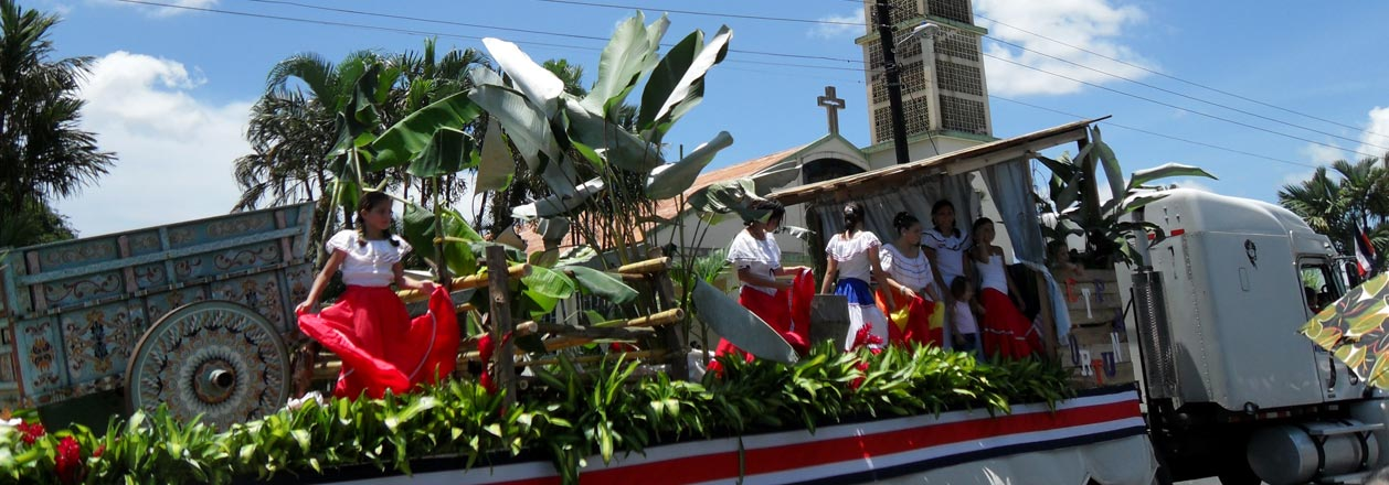 Important dates and special events in La Fortuna