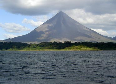 Visiting Lake Arenal